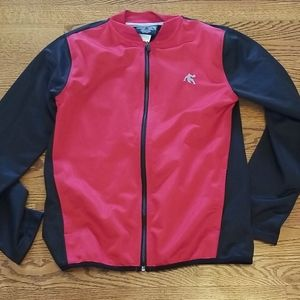 And1 boys zip up jacket size 14/16